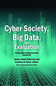 Cyber society, Big Data and evaluation