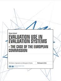 Evaluation use in evaluation systems