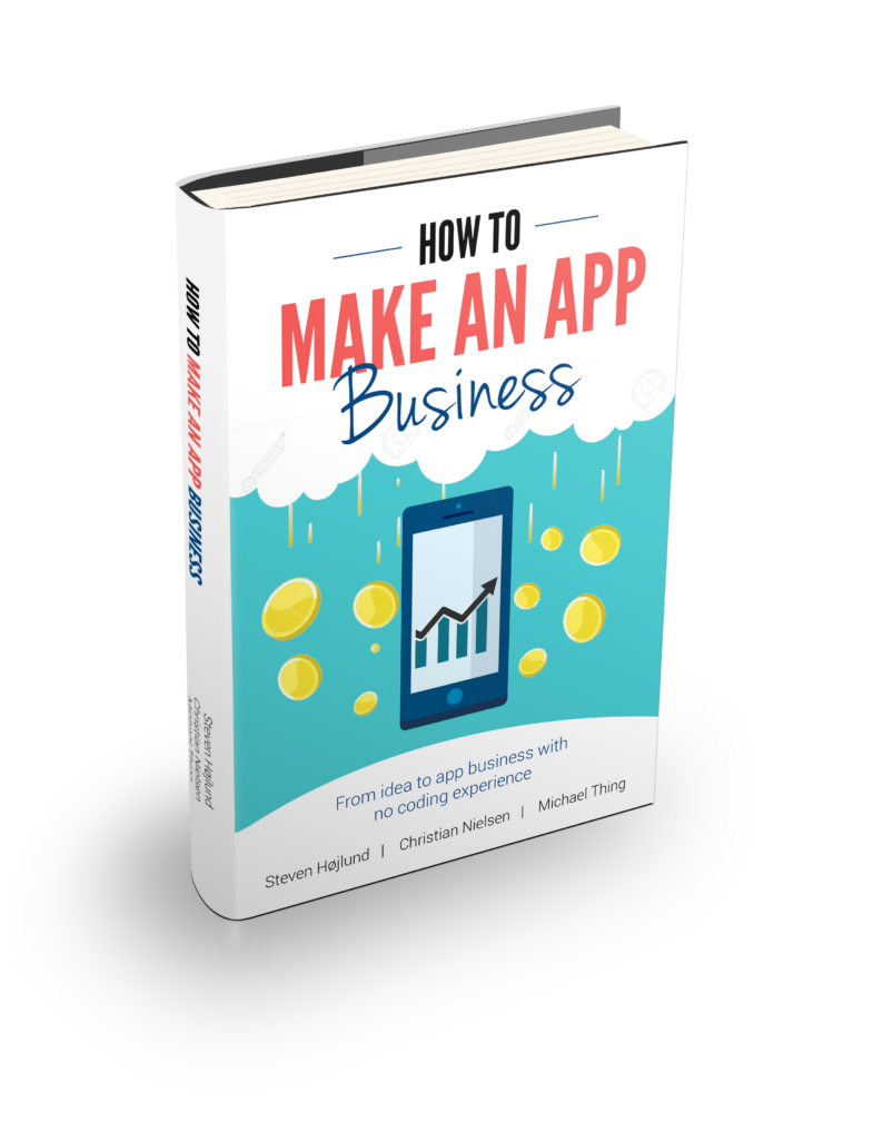 How to make an app business cover